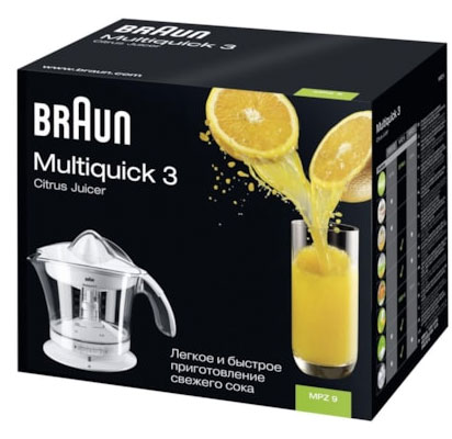 braun citrus press mpz9 dominokala 05 - آب مرکبات گیری براون MPZ9