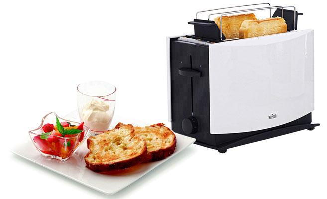 braun toaster ht450wh dominokala 012 - توستر براون HT450