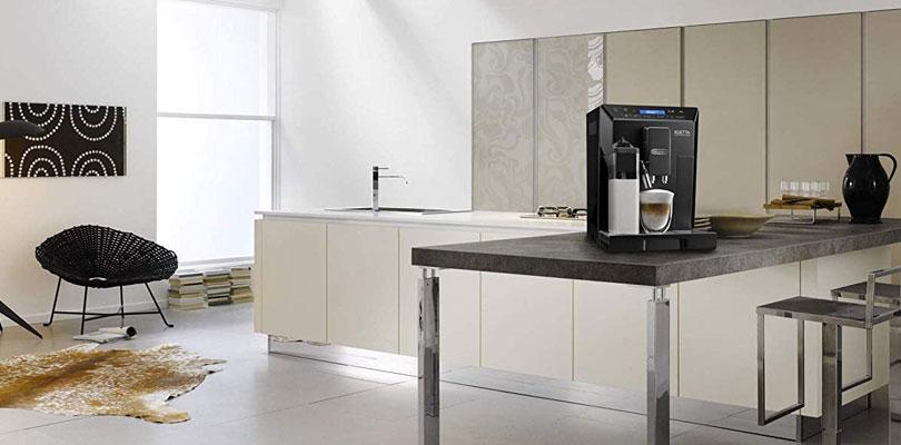 delonghi espresso maker ecam 44.660 dominokala 07 - اسپرسوساز دلونگی ECAM 44.660.B