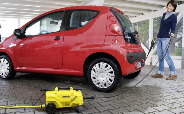 karcher k220 m car wash dominokala 03 - کارواش کارچر K2.20 M