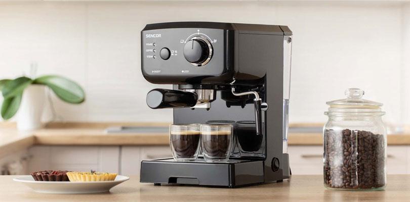 sencor espresso maker ses 1710bk dominokala 14 - اسپرسوساز سنکور SES 1710BK