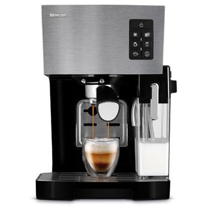sencor espresso maker ses4050ss dominokala 02 - بدون دانستن این نکات قهوه ساز یا اسپرسوساز نخرید