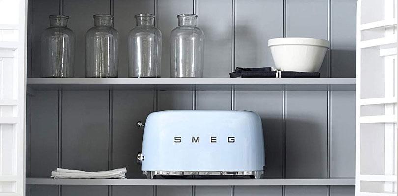 smeg toaster TSF02PBUK dominokala 05 - توستر اسمگ TSF02