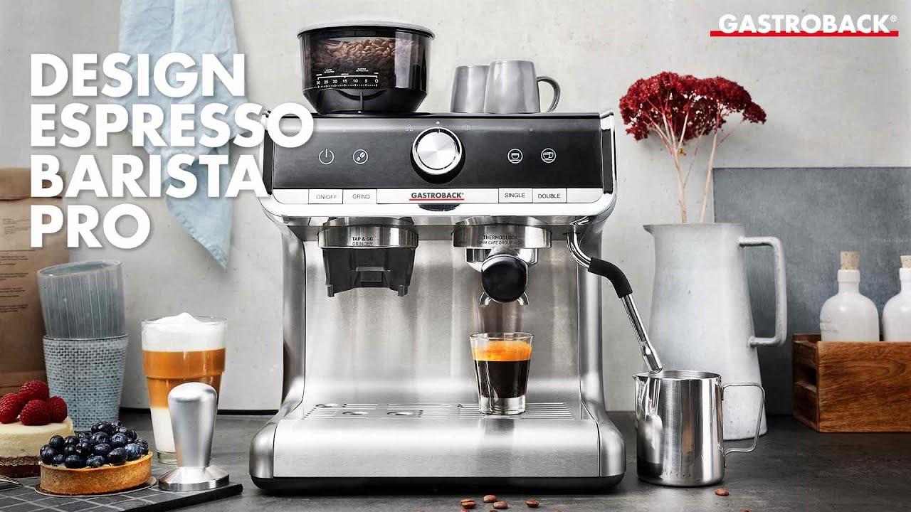 GASTROBACK 42616 Espresso Barista Pro dominokala 11 - اسپرسوساز گاستروبک 42616