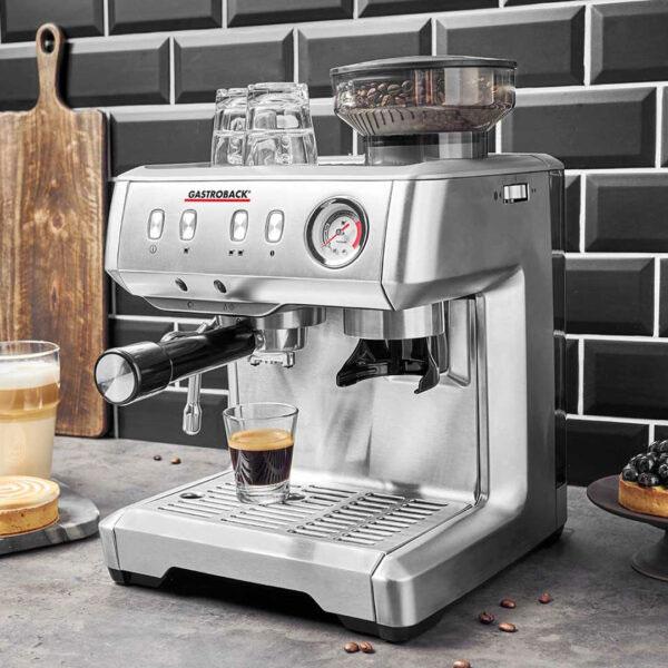 Gastroback 42619 Espresso Maker dominokala 7 - اسپرسوساز گاستروبک 42619