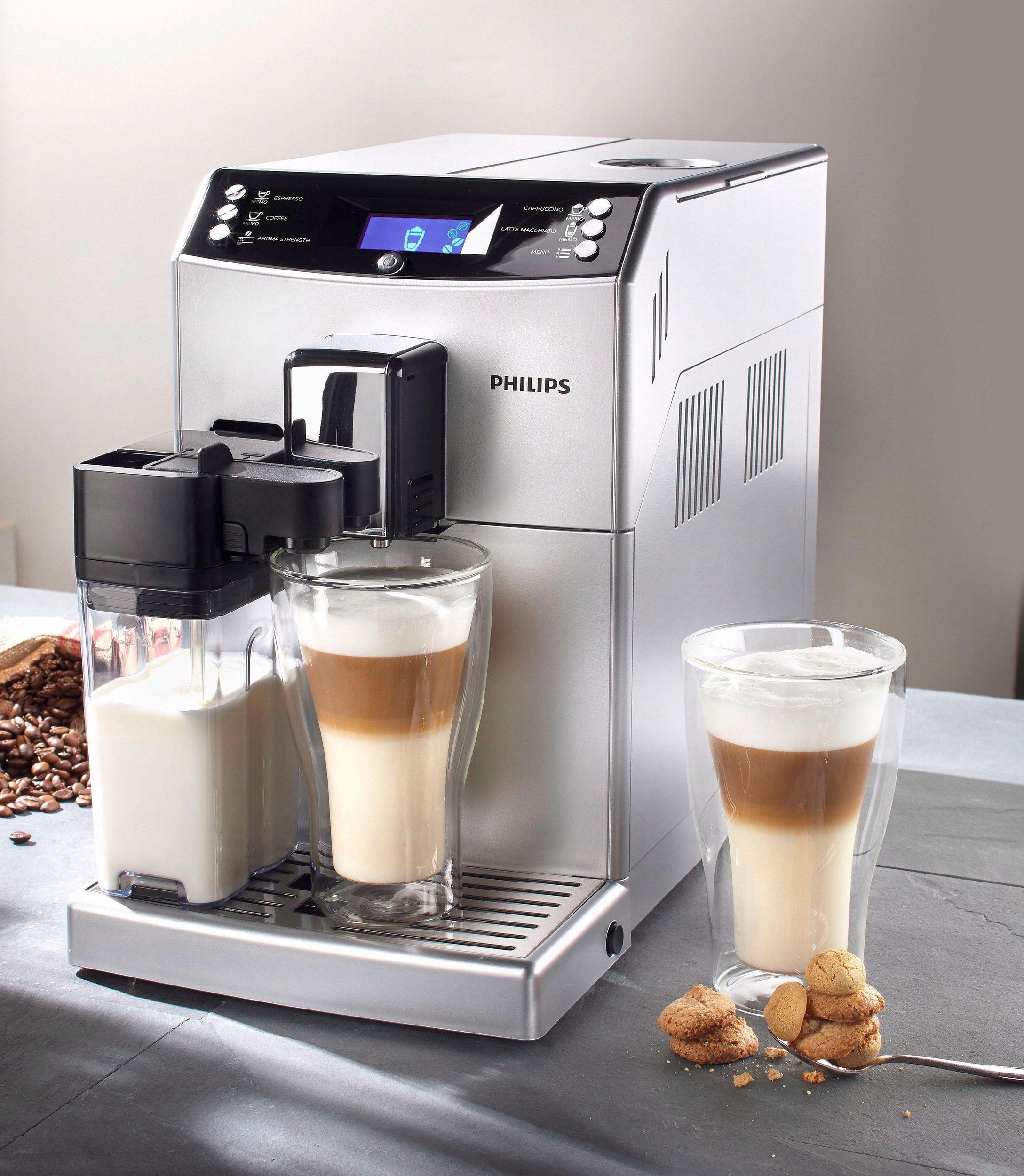 Philips EP3551 espresso machine dominokala 6 1 - اسپرسو ساز فیلیپس EP3551