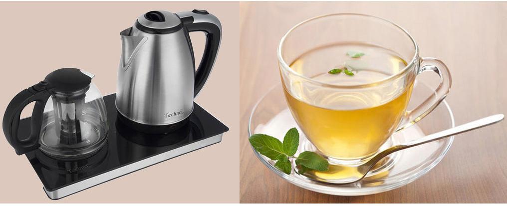 Techno TE985 Tea Maker dominokala 9 - چای ساز تکنو TE985