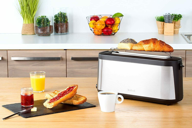 Tefal TL4308 Element Toaster dominokala 6 - توستر تفال TL4308