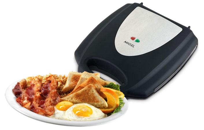 migel sandwich maker gsm275w dominokala 03 - ساندویچ ساز میگل GSM 275