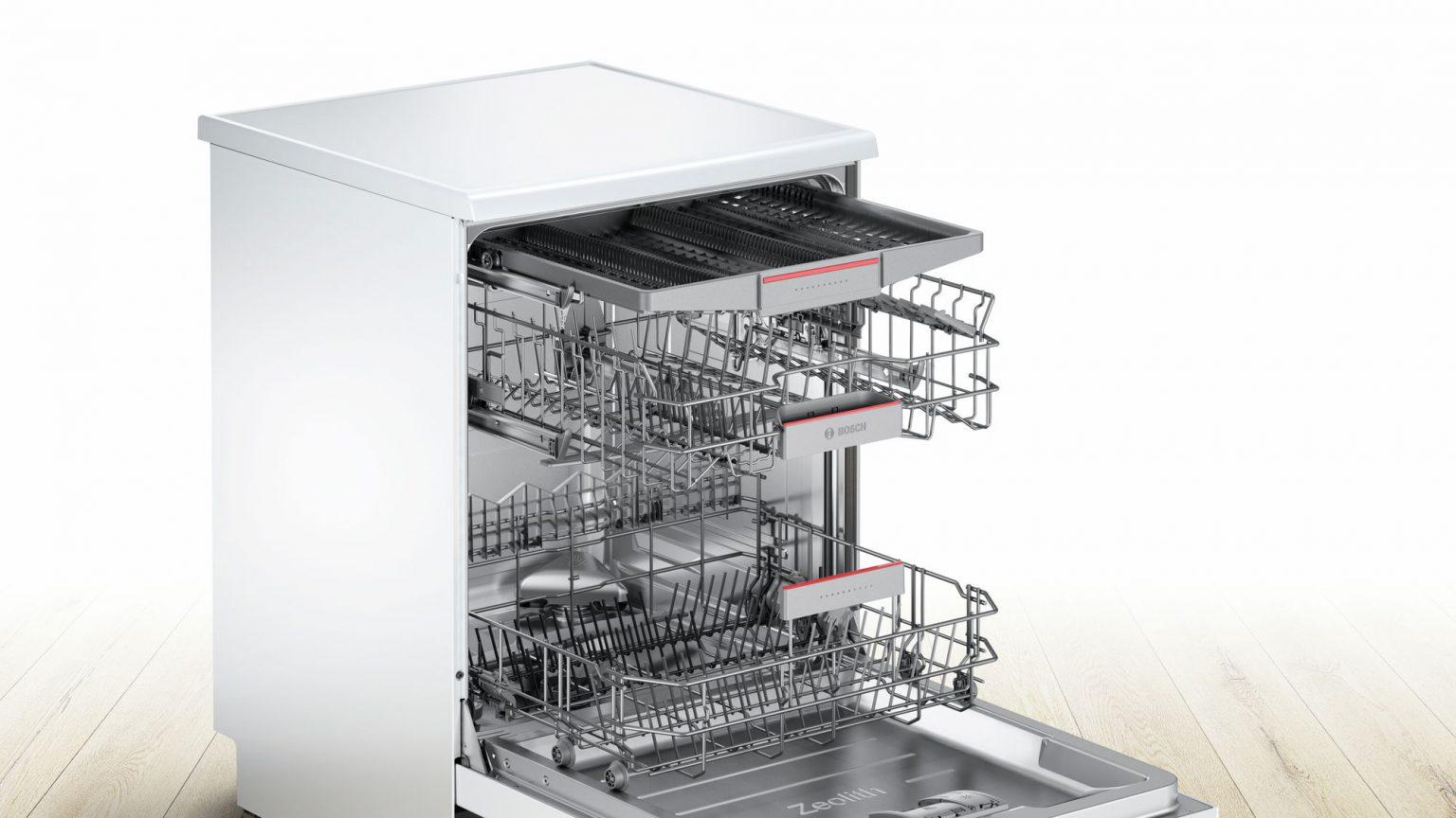 Bosch 67NI10 dishwasher dominokala 2 - ماشین ظرفشویی بوش SMS67NI10M