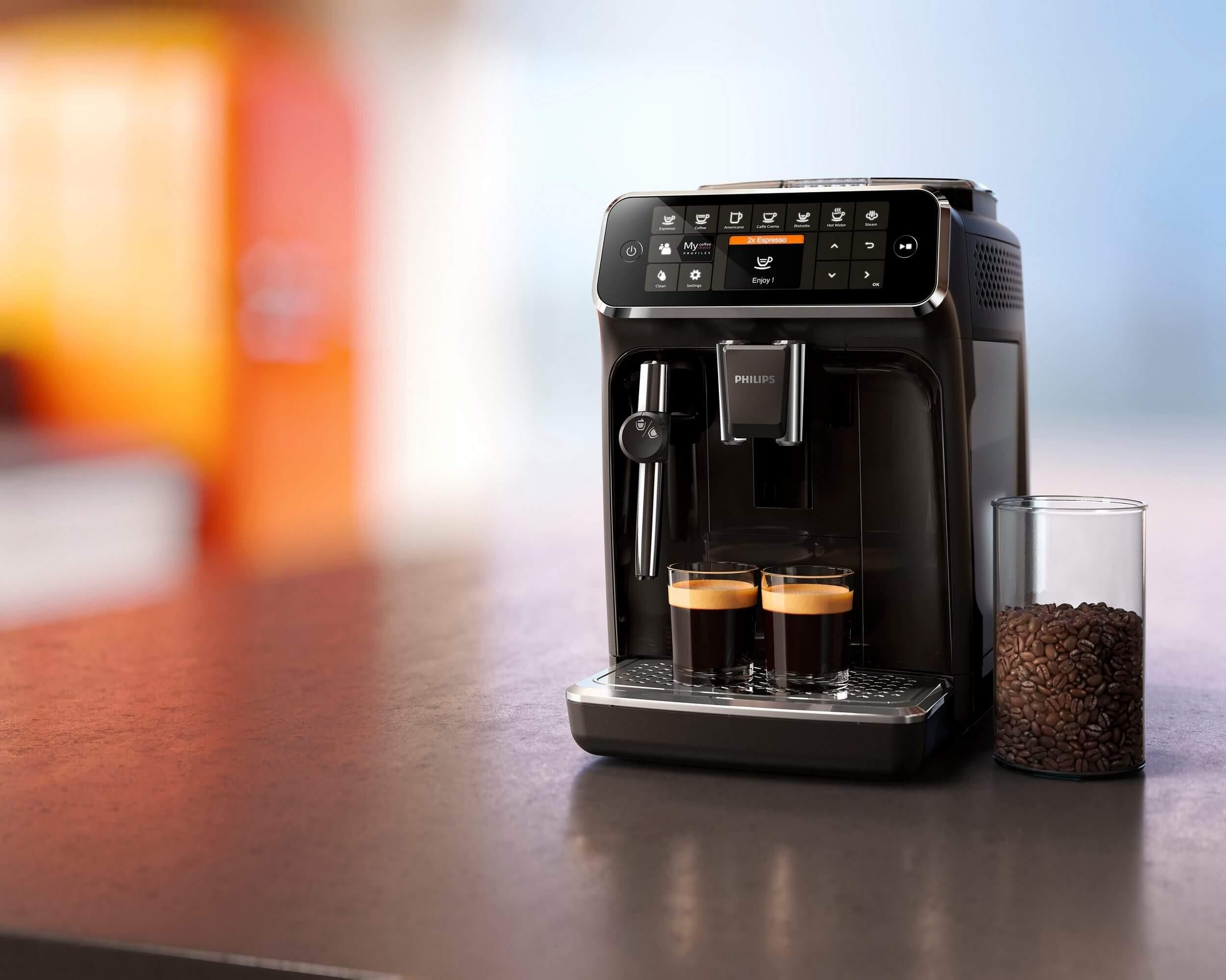 Philips espresso machine EP4321 dominokala 8 - اسپرسو ساز فیلیپس EP4321