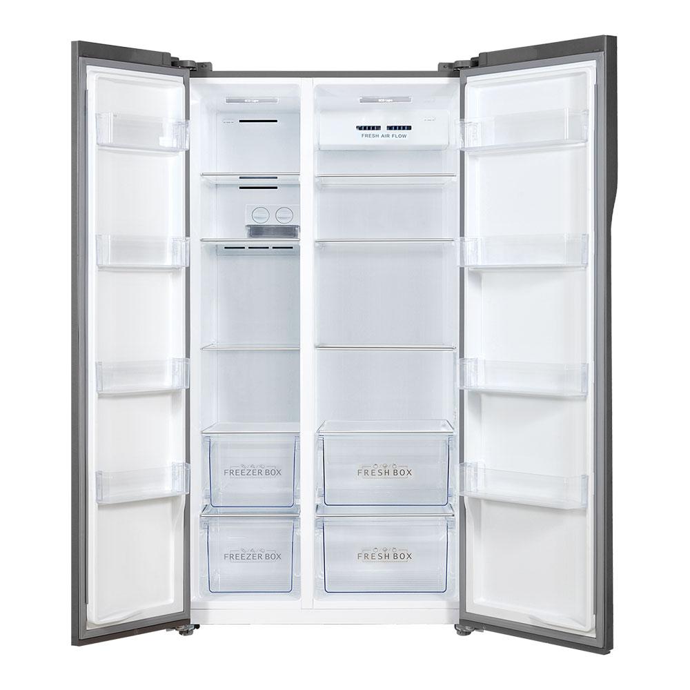 Side by Side Freezer Refrigerator Model J706BG dominokala 2 - ساید بای ساید جی پلاسJ706BG