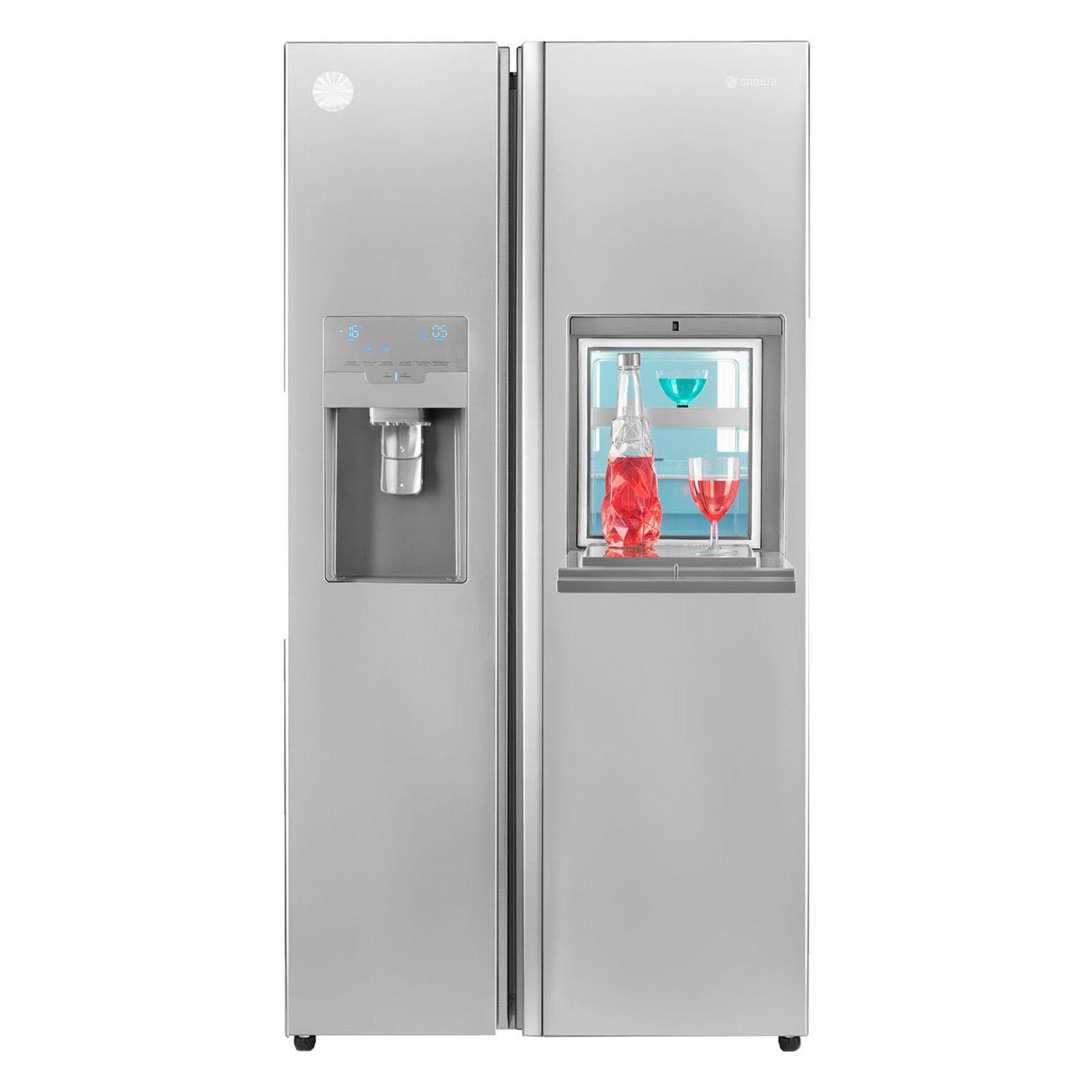Snowa S8 2352 Side By Side Refrigerator dominokala 2 - ساید بای ساید اسنوا S8-2352