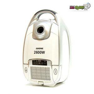 vacuum cleaner JANOME VC2600W dominokala 74 min oz4b2lynze155lklp15ybovjun21tmt54hobucpltk - دومینو کالا